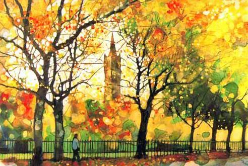 Glasgow university tower art 39 n 39 joy for Art galleries that buy art