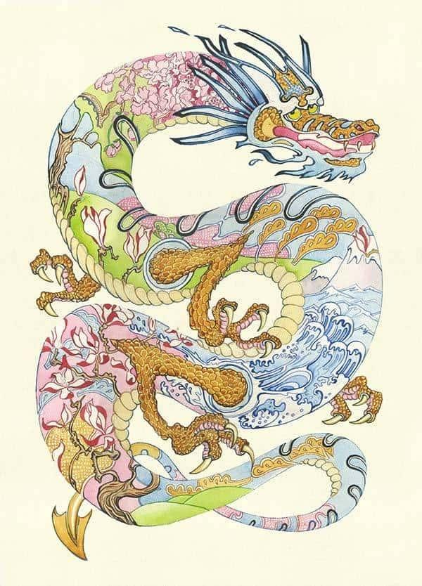 Three-Clawed Dragon