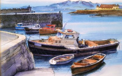 Saltcoats Harbour I