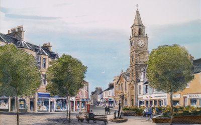 Countess Street, Saltcoats