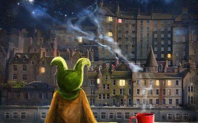 The Mist Maker, Edinburgh