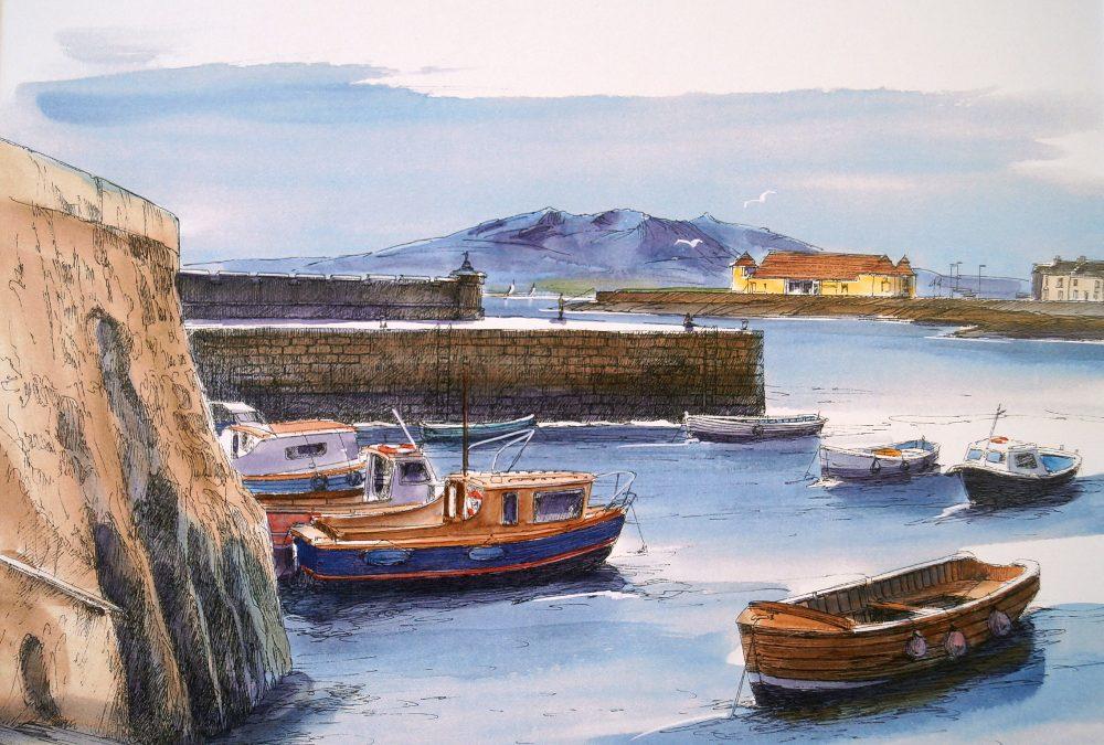 Saltcoats Harbour II