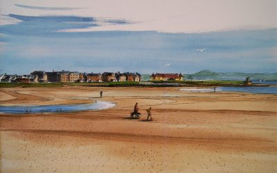 South Beach, Saltcoats