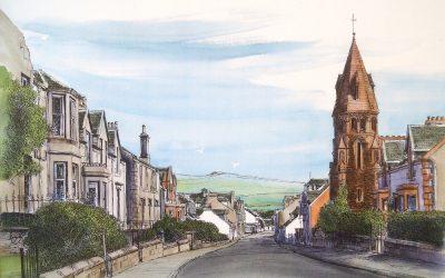 West Kilbride Village