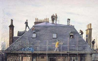 Topping Out Day